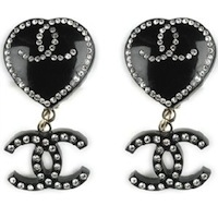 CHANEL_earrings_black_cc_contact10